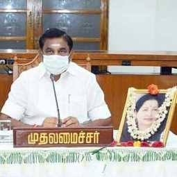 tamilnadu coronavirus prevention cm discussion to union government committee