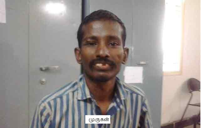 brain for Trichy robbery  ... Who is that Murugan!