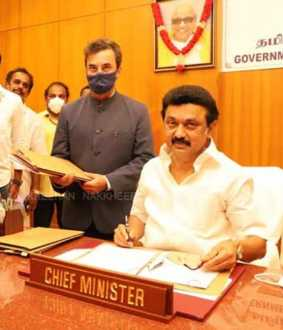 mlas and ministers tamilnadu chief minister mkstalin statement