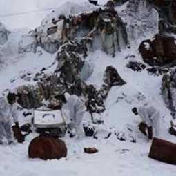 Six soldiers, including 4 soldiers in avalanche in Siachen