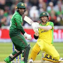 bangladesh achieves its highest odi total against australia