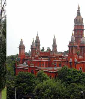 chennai high court anna university students fee