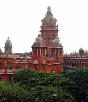 youtube video chennai high court