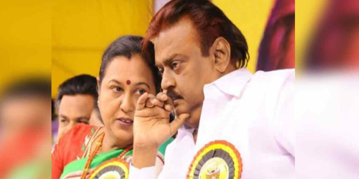 Vijaykanth to contest elections?