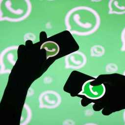 top 10 countries with most whatsapp users