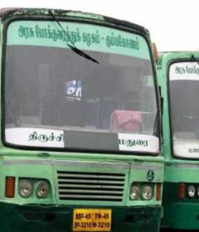 tn assembly election special bus