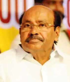 """I don't know why the corona casualties are being covered up."" - Ramadoss"