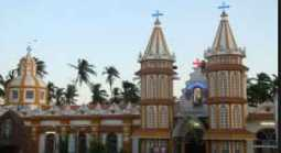 Bombs Experts Testing in puducherry Churches