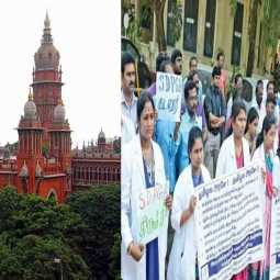 tamilnadu doctors strike chennai high court