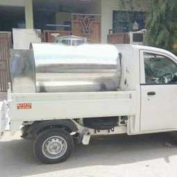 Auto, taxi drivers, moving milk cart ... Avin's company is a new venture!