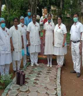 salem district government hospital nurses