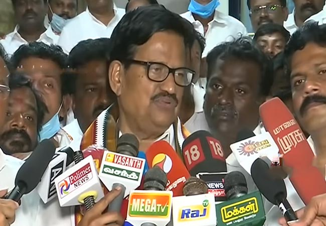 tamilnadu congress party ksalagiri pressmeet