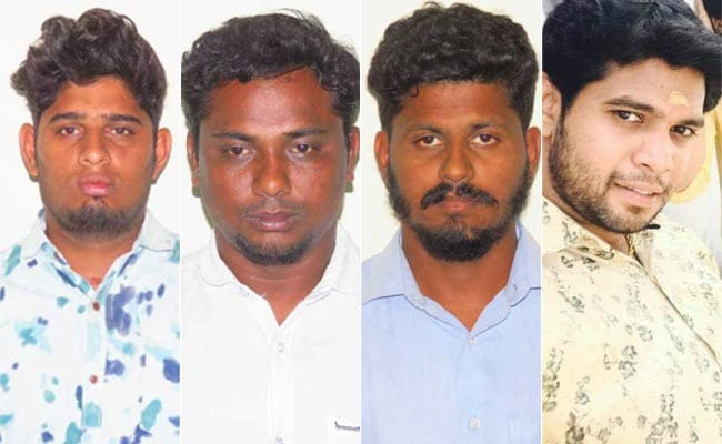 Five arrested person in sudden transfer to Salem jail