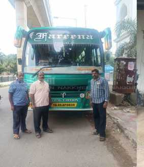PAREENA BUS