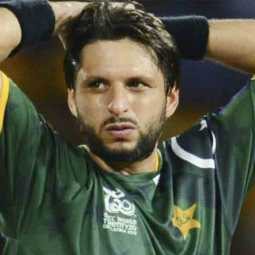 afridi tested positive for corona