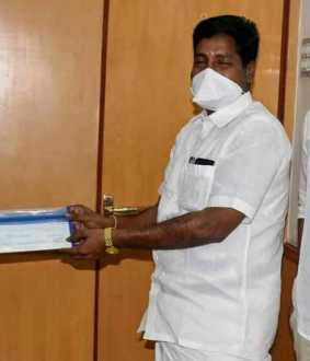 Ammk city secretary who financed 25 thousand for amma restaurant!