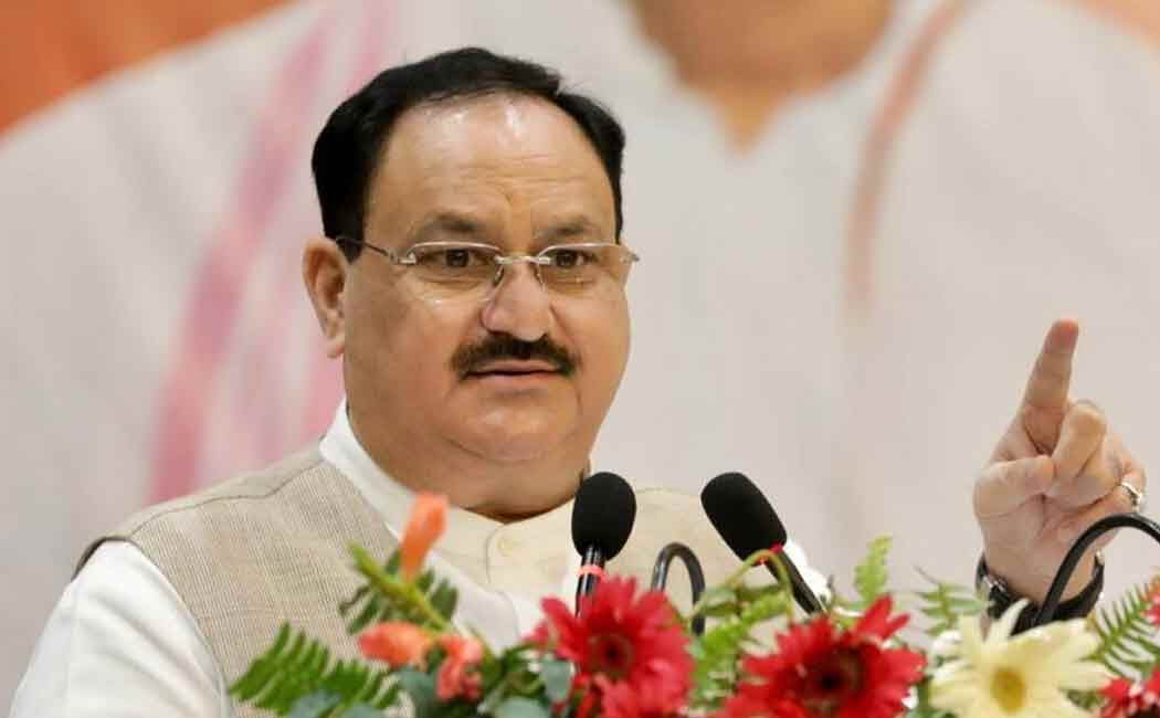 nadda to to hold a meeting with newly appointed state in-charges of the party