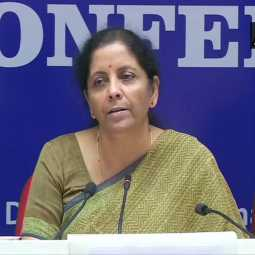 UNION FINANCE MINISTER NIRMALA SITHARAMAN SAID ALL OVER INDIA LOAN MELA CONDUCT BY BANKS
