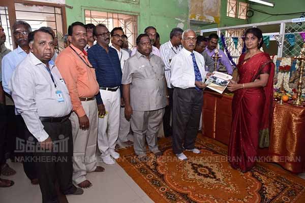 Distribution Application for Student Admission at the Center for Distance Education at Annamalai University