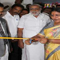 District Attorney and Criminal Court in Attur! High Court Justice VMVelumani inaugurated !!