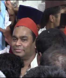 nagappattinam district  nagore dargah festival music director ar rahman