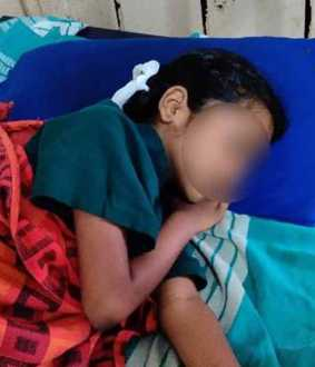 ambattur doctor operated the throat of a girl instead of ear