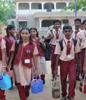 Restrictions on Class 5th Examination rather than neet! People who are turbulent