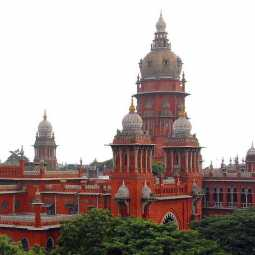 chennai high court officers cars purchase
