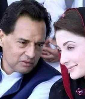 maryam nawaz husband safdar arrested