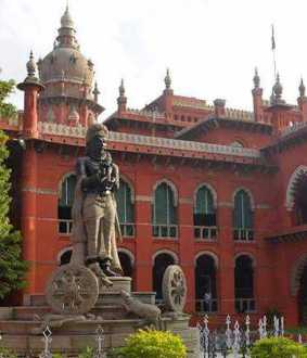 Former Vice Chancellor of anna university filed nomination against harrier students result