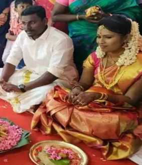 hindu couples wedding in kerala-mosque