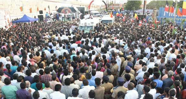edappadi palanisamy campaign sulur by election