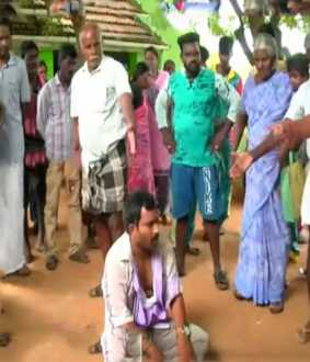 NAMAKKAL PRIMARY GOVT SCHOOL TEACHER SARAVANAN ILEGAL ACTIVITIES , PEOPLES AND PARENTS