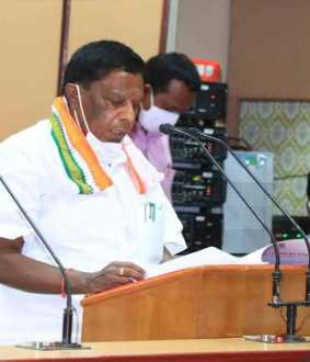"""Curfew will continue in Puducherry till August 31: E-pass compulsory to enter Puducherry"" - Chief Minister Narayanasamy announcement!"