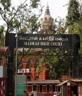 minister dmk party leader chennai high court