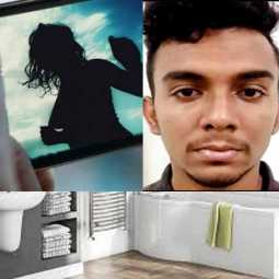 Student arrested for spreading bathroom videos