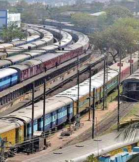 80 special trains across the country from September 12 ... Railway Board announces!