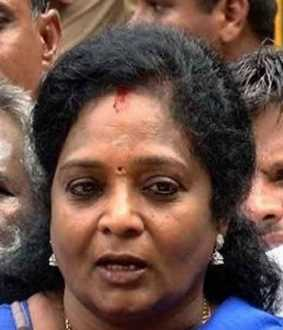 It is true that the DMK spoke with the BJP ... when it comes time will prove to you - Tamilisai