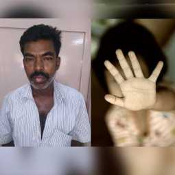Sexual abuse of four year old child! Arrested in Poqo's law