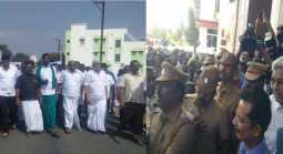 Can a house patta be canceled as temple occupation? The people of Karur who plead with the collector!