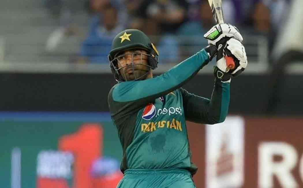 pakistan player asif ali's daughter passed away due to cancer