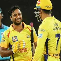 ambati rayudu takes a dig at vijay shankar over icc worldcup squad