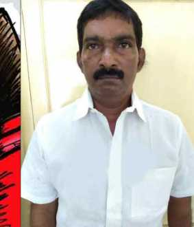 AMMK secretary arrested in thug act