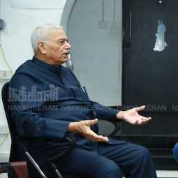 former union minister yashwant sinha meet with makkal needhi maiam kamal hassan at chennai