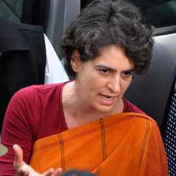 security breach in priyanka gandhi home