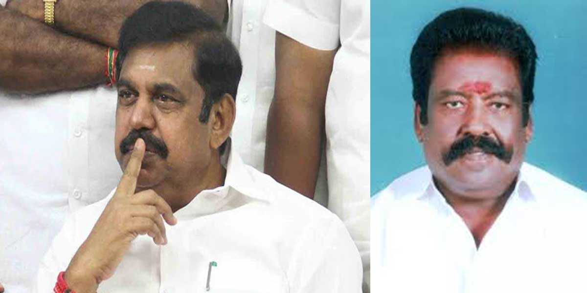 Why wait an hour to see the CM one and then be denied permission? Aranthangi MLA Rathinasapathy Question