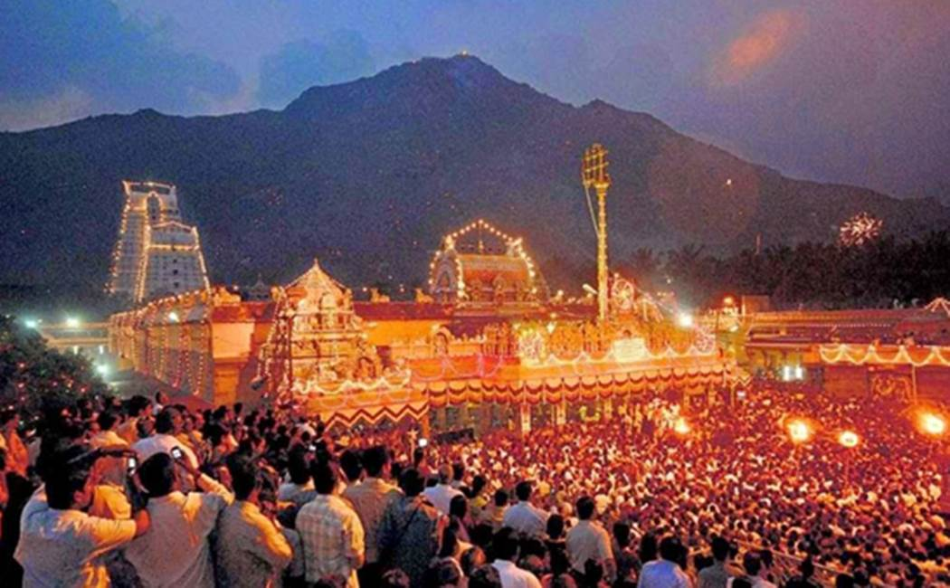 Thiruvannamalai Festival-Collector Warning