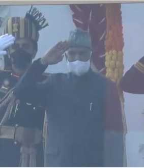 india 72th republic day celebration in delhi