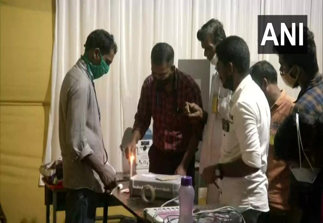 four states assembly election polls over