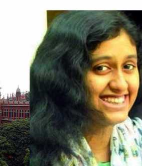 chennai iit student fathima incident cbi investigation request to students association high court